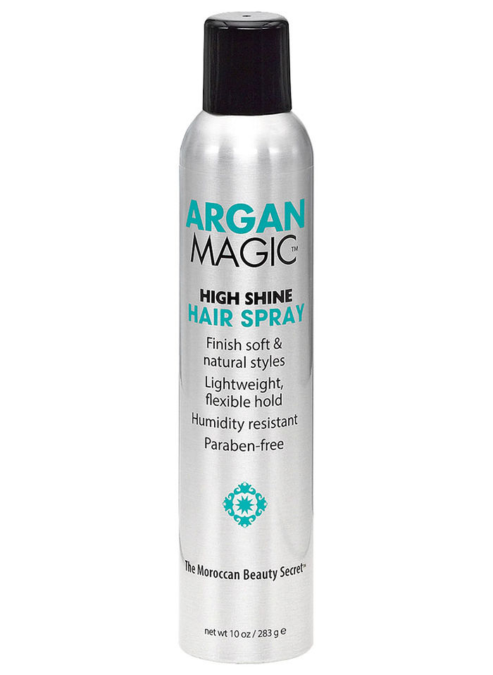 Argan Magic High Shine Hair Spray Time For Me Catalog