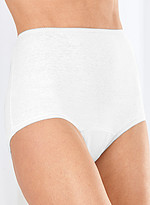 Product Review 3-Pack Cotton Incontinent Briefs