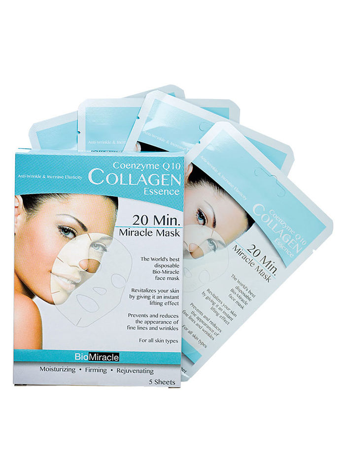 CoQ10 Collagen Essence Miracle Mask