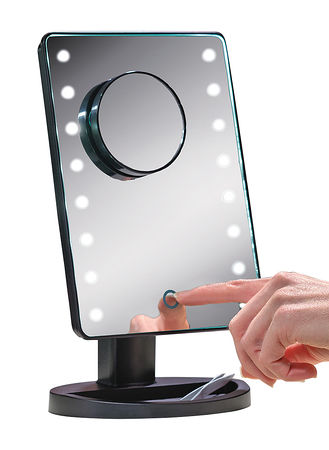 Main Touchscreen LED Magnifying Mirror