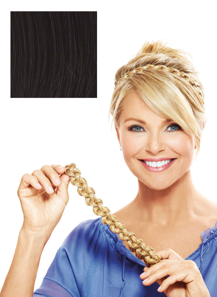 Christie Brinkley Collection Braid Headband Time For Me Catalog