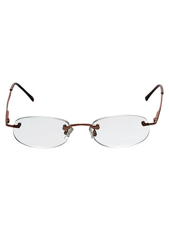 Main Chic Rimless Readers