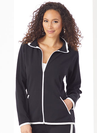 Main Zip-Front Jacket