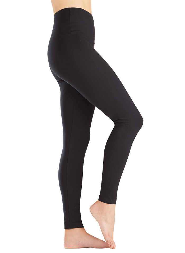 ef3af1bc646 Lysse® Cotton Tight Ankle Leggings