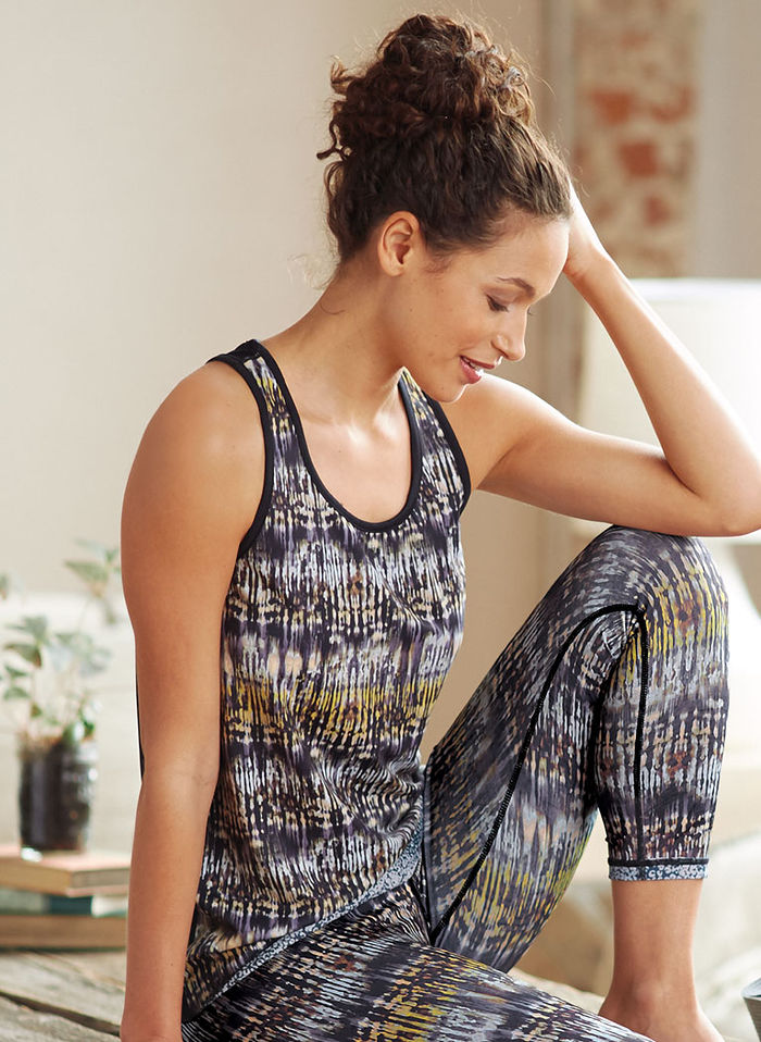 MSP™ by Miraclesuit® Reversible Printed Tank