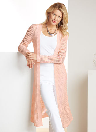Main Long Cardigan