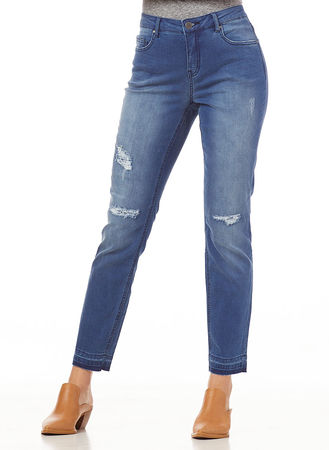 Main Easy-Fit Straight-Leg Jean