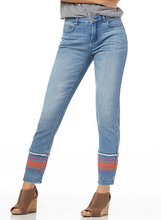 Main Playful Border Jeans