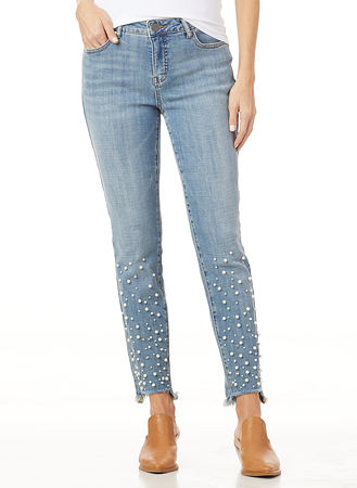 Main Pearl Ankle Jeans