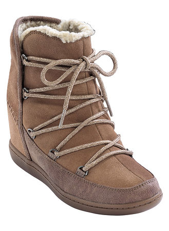Main Skechers® Plus 3 Lace-Up Bootie