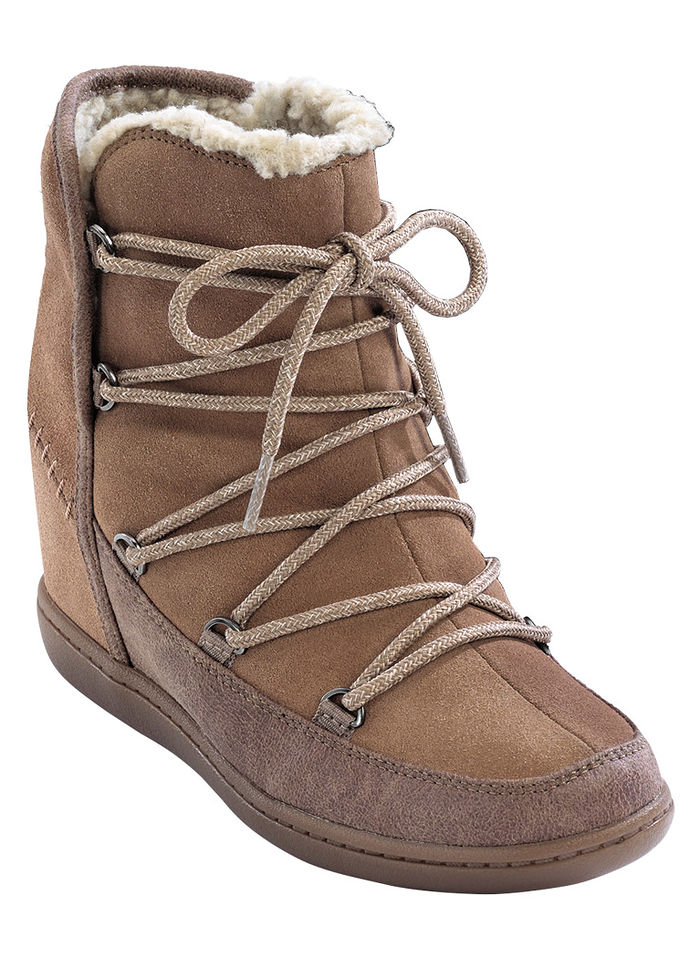 Skechers® Plus 3 Lace-Up Bootie