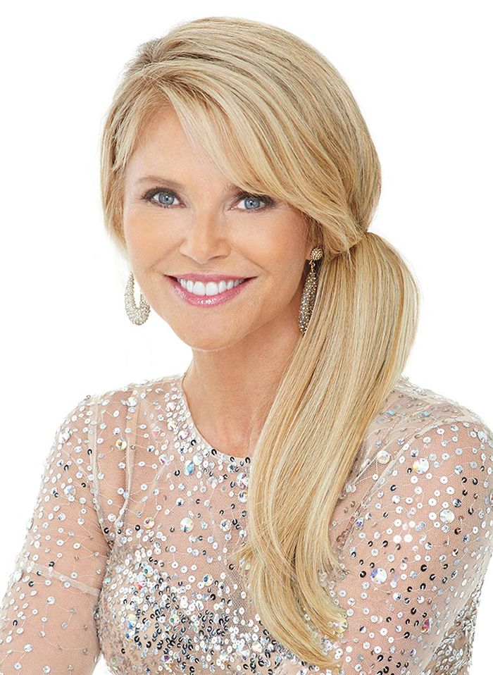 Christie Brinkley Collection Clip-In Pony
