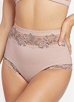 Product Review Rhonda Shear® Lace Trim Panty