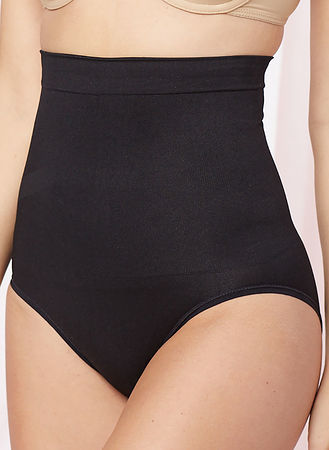 Main Waist Watcher® Hi-Waist Briefs